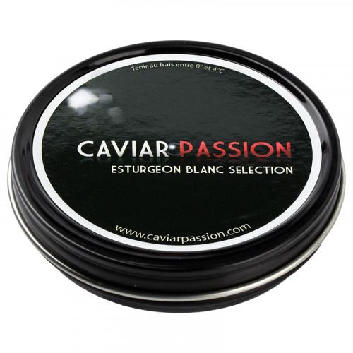 Caviar Esturgeon Blanc Selection