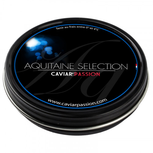 Caviar Aquitaine Selection