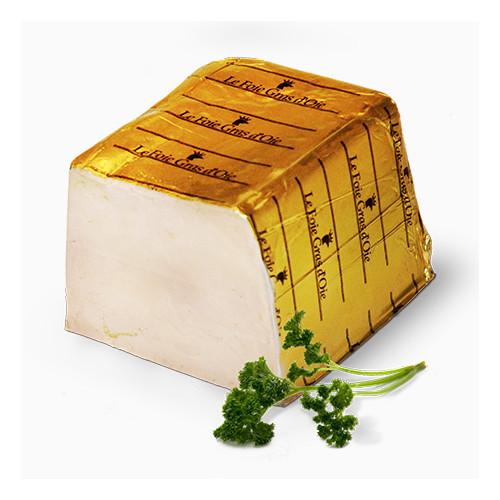 Bloc Foie gras d'oie Prestige mi cuit