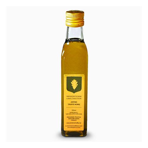 Huile d'olive arôme Truffes noires