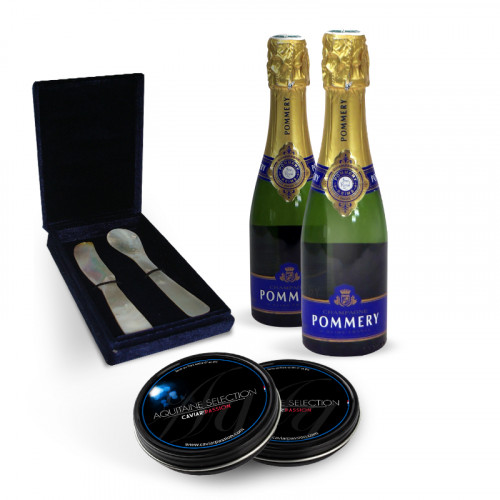 Pack Duo Pommery & Aquitaine