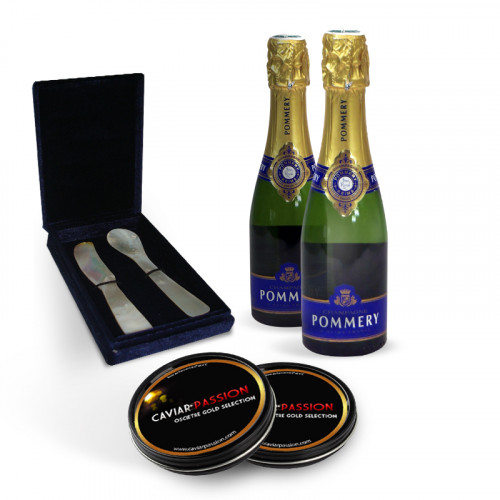 PACK DUO POMMERY & OSCIETRE