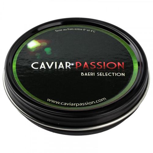 Caviar Baeri Selection