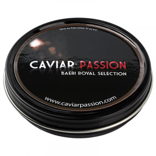 Caviar Baeri Royal Selection