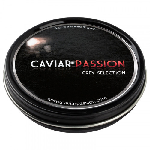 Caviar Grey Selection